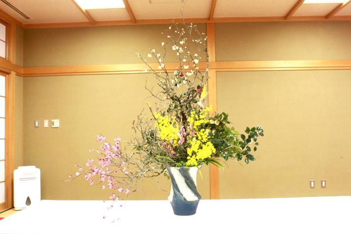 石山寺 梅つくし展 1