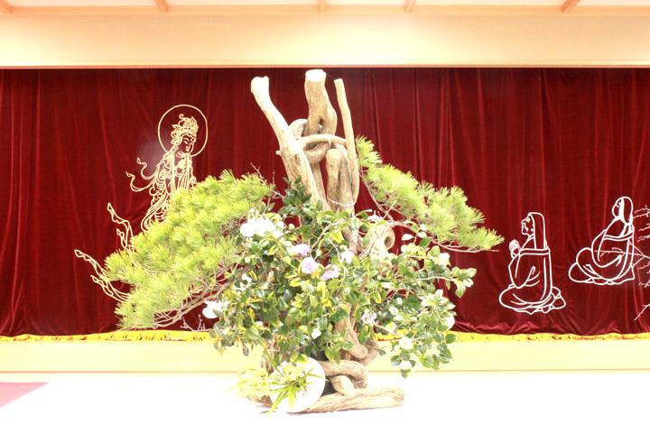 石山寺 梅つくし展 5