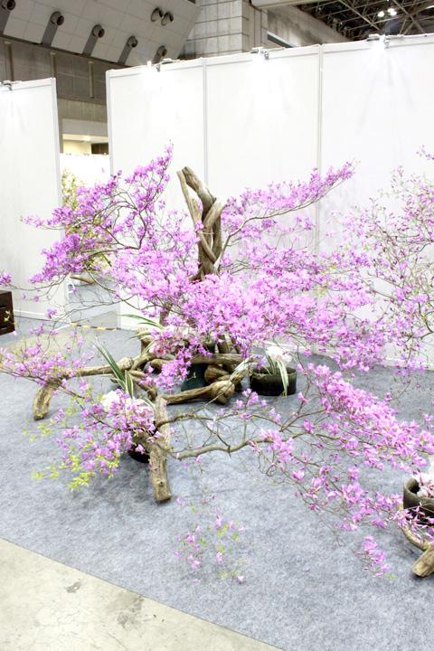 東日本大震災復興支援イベント フラワードリーム2013 2